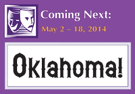 COMING NEXT: Oklahoma!